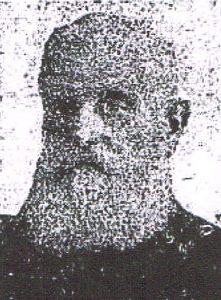 Reverend Nathaniel Bennett